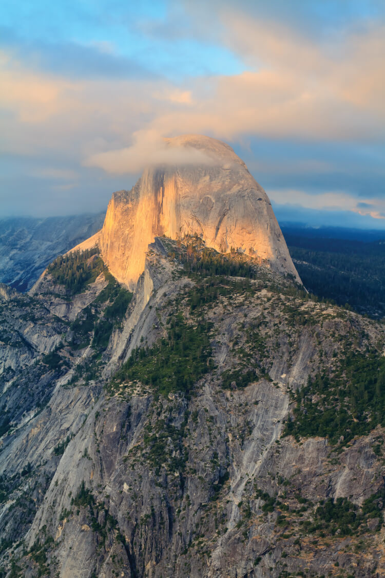 Tips For Hiking Half Dome In Yosemite National Park Hey