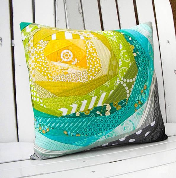 Newtown Auction QAYG Pillow