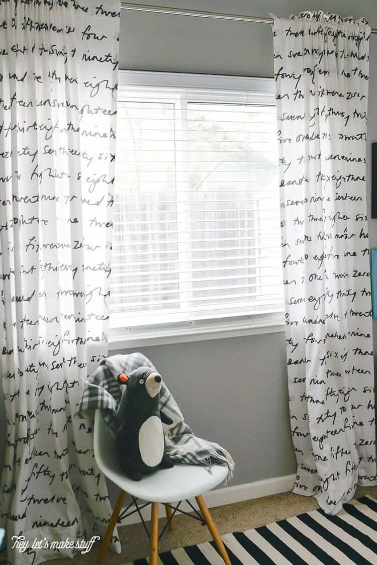 easy sew curtains hey let s make stuff
