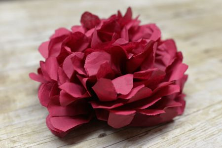 How to make newspaper flowers best wild flowers wild flowers how to make book page roses books craft and book crafts missris tutorial how to make paper flowers for your wedding bouquet how to make paper flowers from mightylinksfo