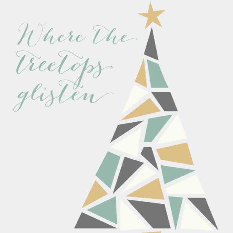 Printable Christmas Tree.Christmas Tree Printable Hey Let S Make Stuff