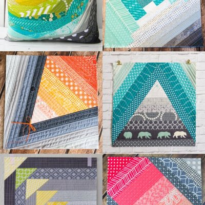 Five Tips for Better Quilt As You Go (QAYG)