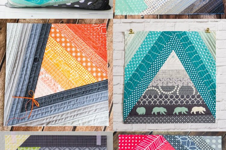 Enjoy the quilt-as-you-go technique? Here are five ways to make your QAYG even better! sewing   quilting   tips