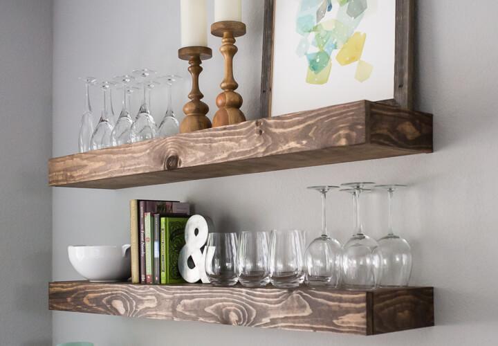 Floating Shelves-1