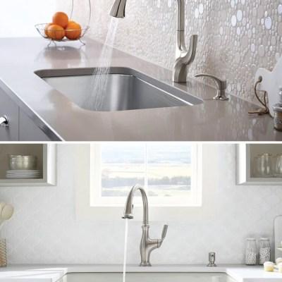 Kitchen Renovation – Kohler Faucet Ideas