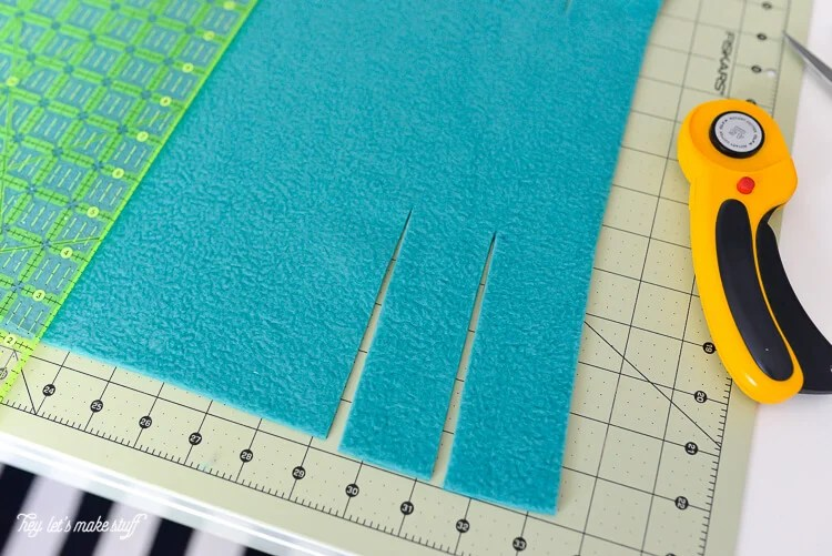 Fleece No-Sew Crib Rail Covers-4