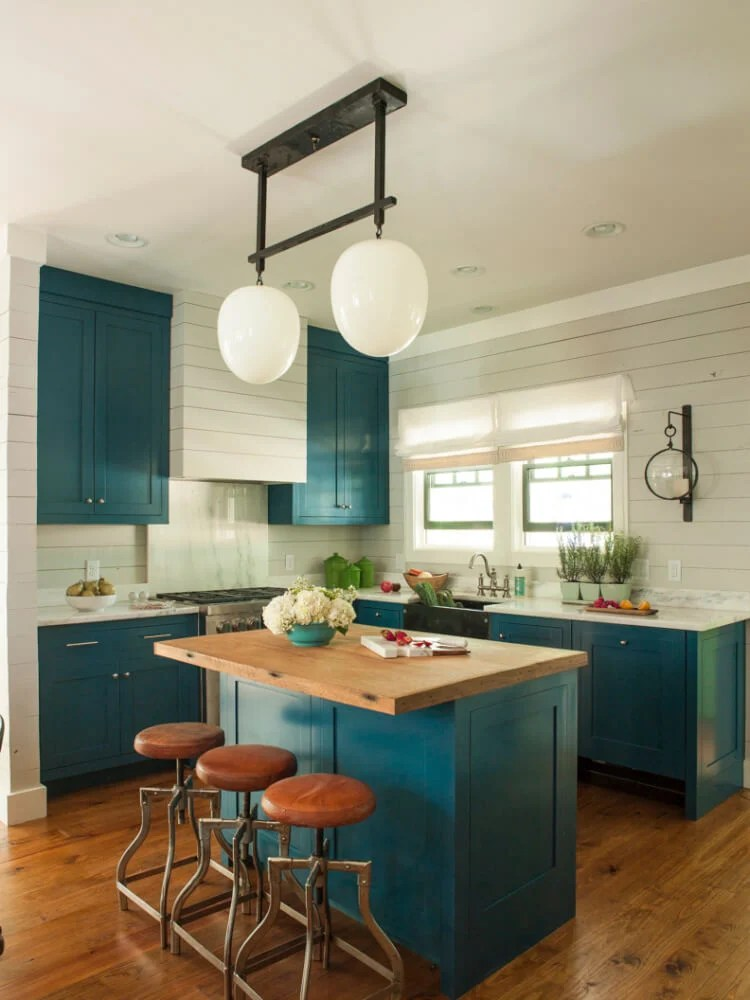 Kitchen Countertops And Backsplashes