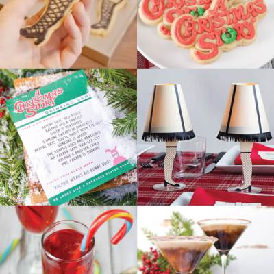 A Christmas Story Crafts, Games, Recipes, and Projects