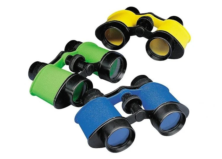 Toy binoculars from Amazon