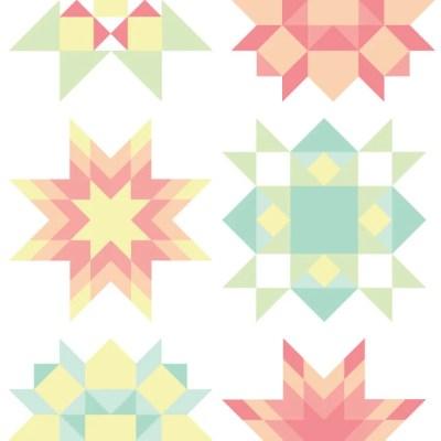 Quilt Block Clip Art
