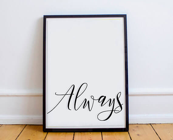 Always Quote - Maru C Design