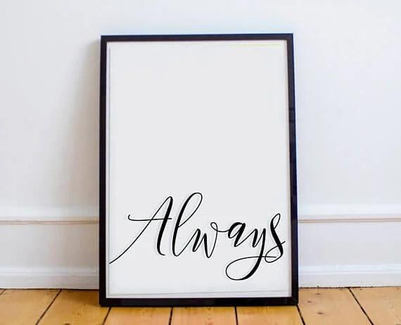 Always Quote - Maru C Design