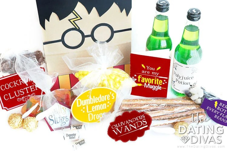 Harry Potter Gift - Dating Divas
