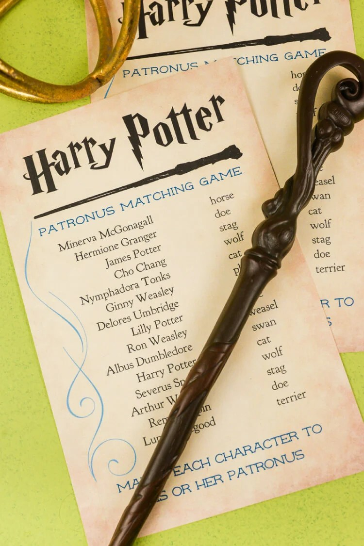 Rare image throughout harry potter printable