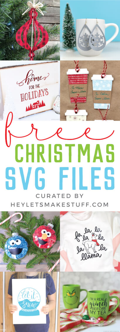 Free SVG Files for Christmas