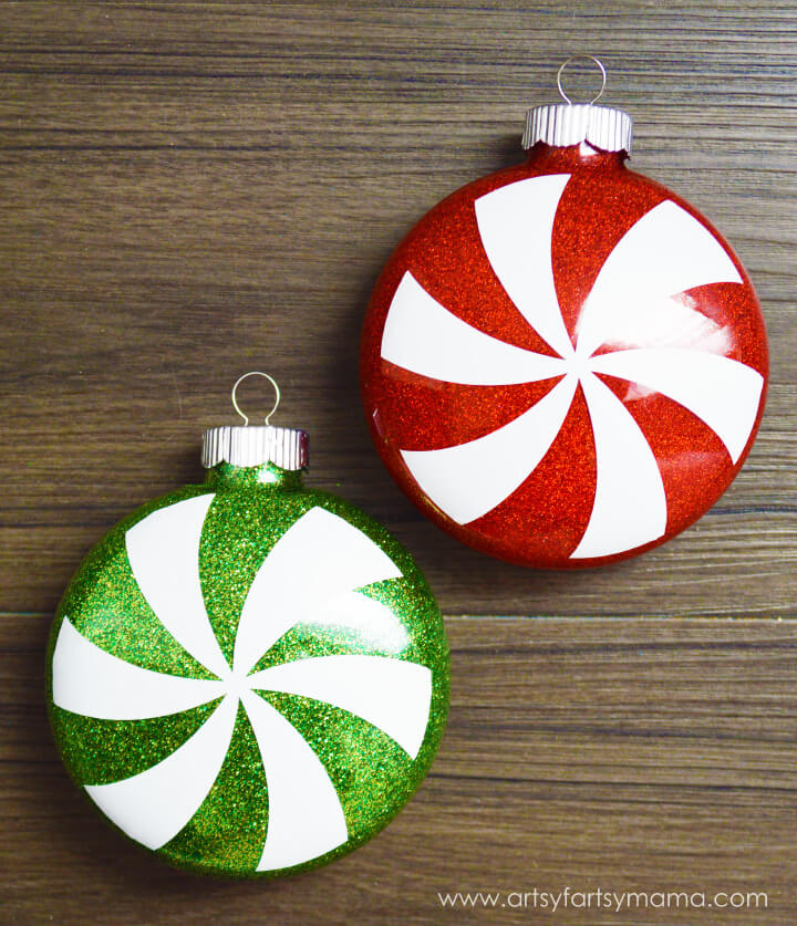 Diy Christmas Ornaments With The Cricut Hey Let S Make Stuff