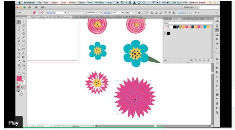 Skillshare Illustrator Classes for Cricut Users - Hey, Let's