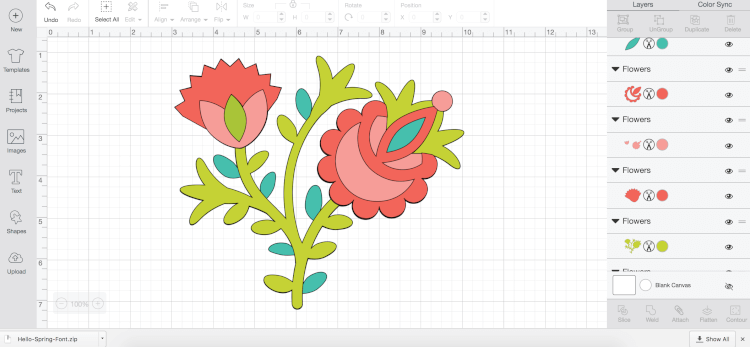 Using Contour in Cricut Design Space makes it possible to hide different portions of a single image so you can customize Cricut Images even more! Here's how to use this feature, and a few tips and tricks for making the most of the Contour tool.