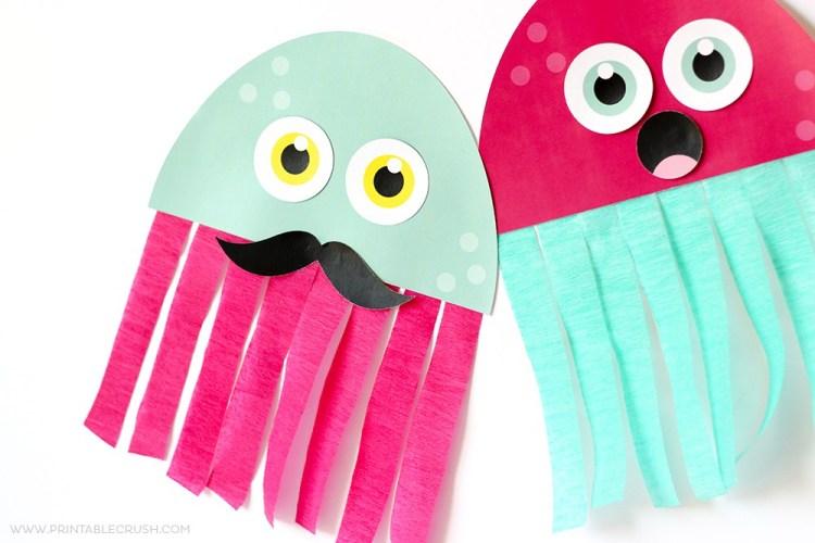 Paper Jellyfish