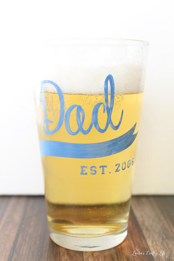Dad Tumbler - Lauras Crafty Life
