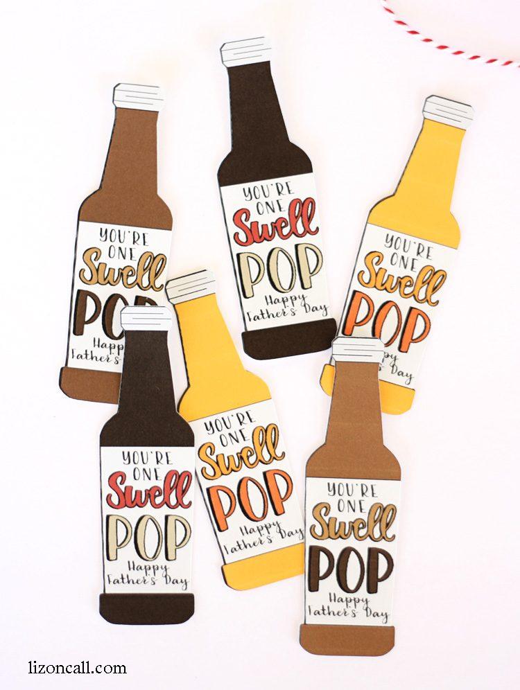 Swell Pop Gift Tags - Liz On Call