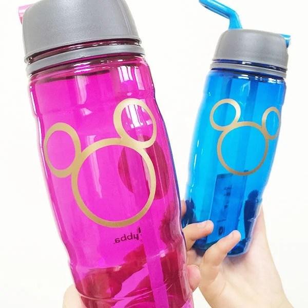 DIY Water Bottles
