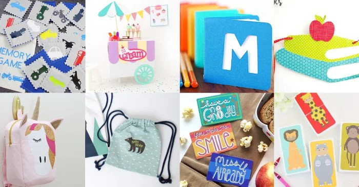 Kids Crafts with the Cricut   Crafts BY Kids & Crafts FOR Kids