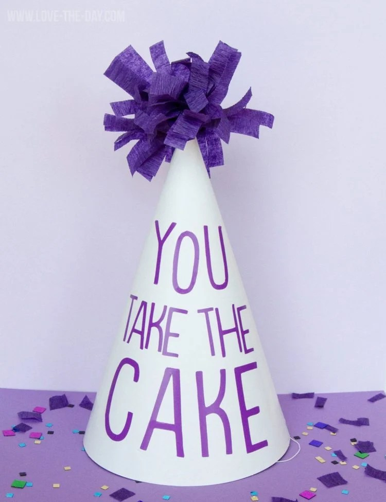 You take the cake hat