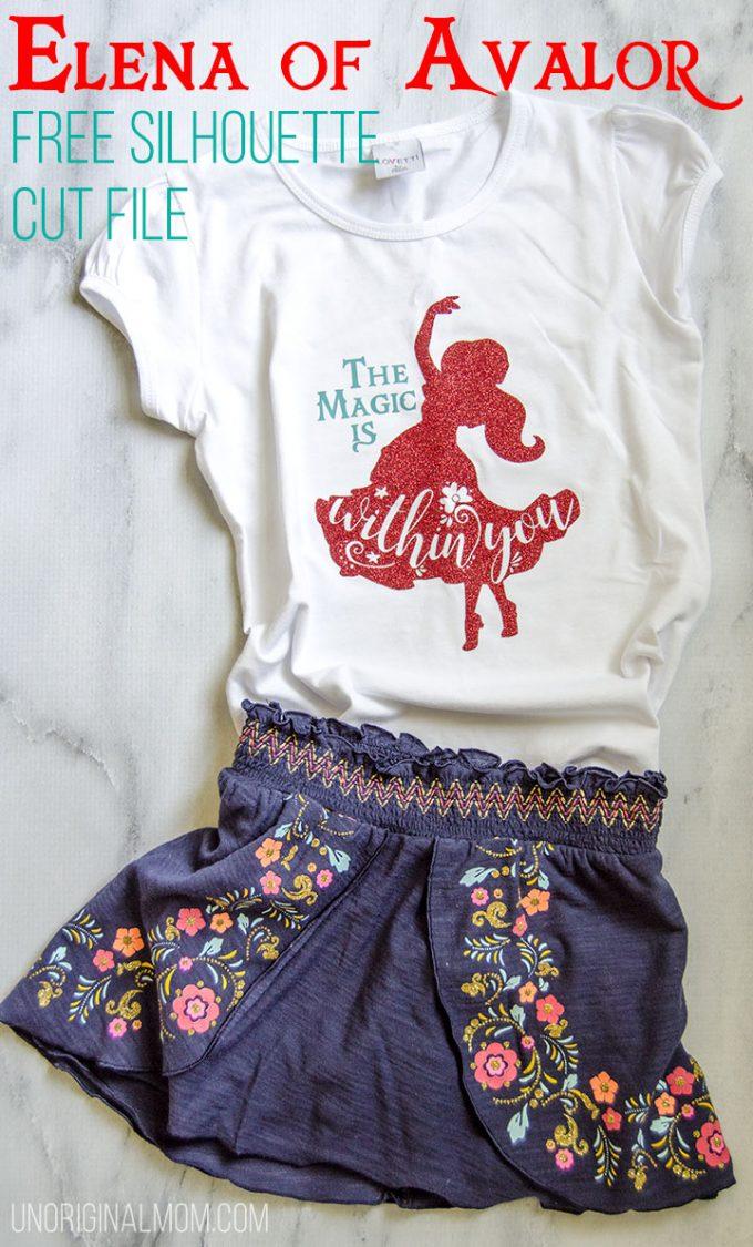 Elena of Avalor Shirt