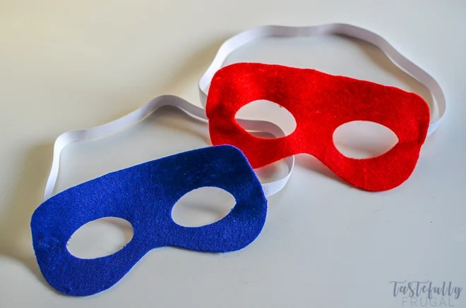 Superhero Masks