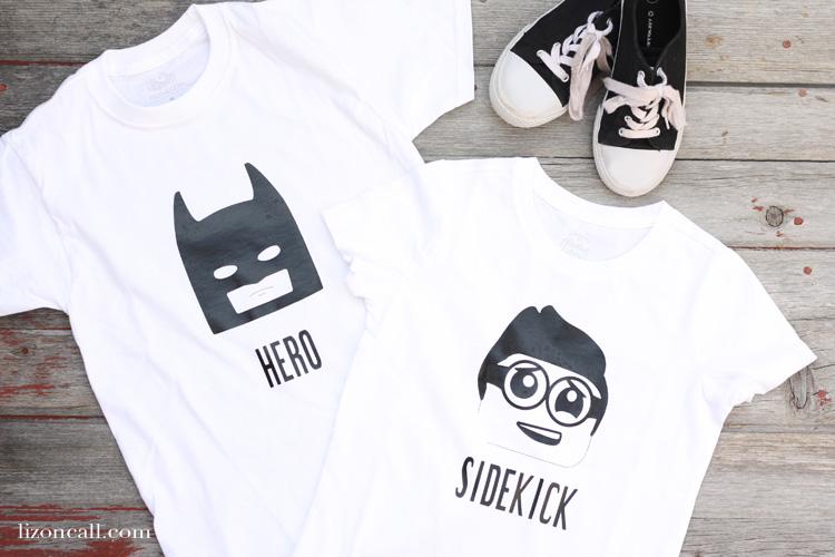 Batman and Robin Shirts
