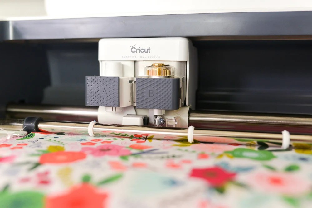 Fabric in Cricut Maker