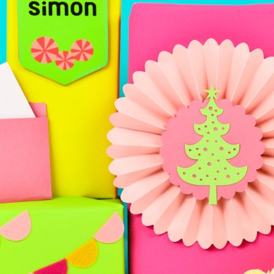 DIY Gift Wrap Ideas with the Cricut Maker