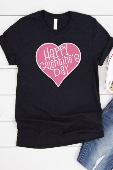 Channel your inner Leslie Knope and throw a Galentine's Day party for you and your besties! These four Galentine's Day SVGs are fun for all sorts of Parks & Rec fun—invitations, cards, t-shirts, tote bags, and more!