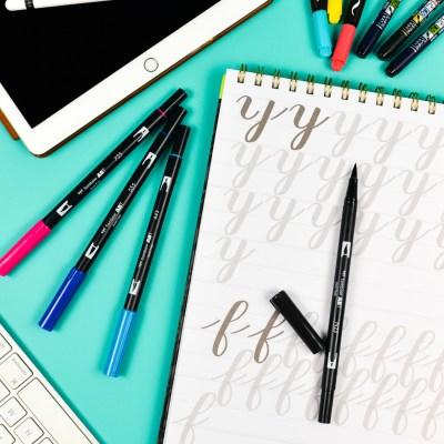 Beginner Online Classes for Learning Hand Lettering