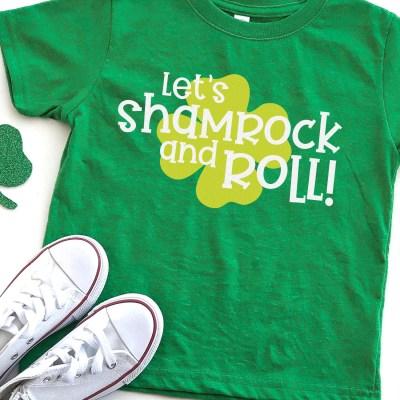 Kids St. Patrick's Day SVG Bundle