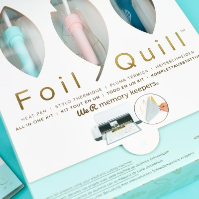 What is the Foil Quill from We R Memory Keepers?