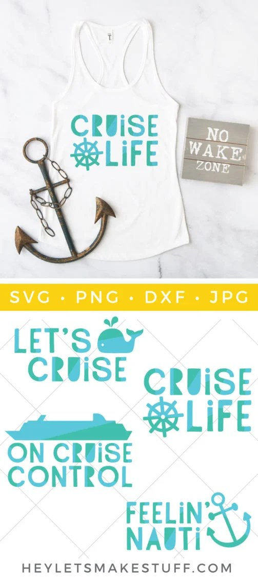 I Love It When We're Cruisin Together Svg - Layered SVG ...