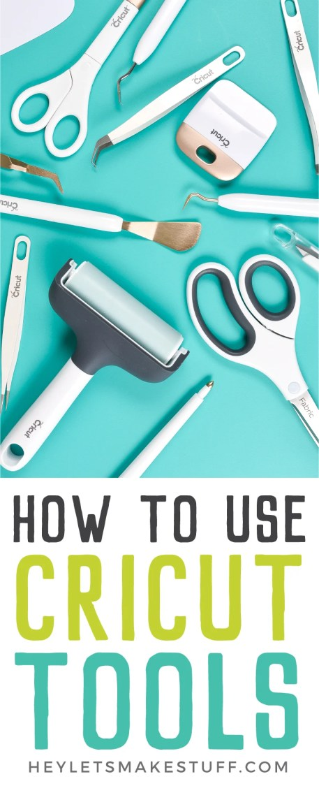 The tools in the Cricut Tool Set have so much functionality, but what do the tools actually do? I mean, do you REALLY need a dental pick? (Answer: yes you do!)