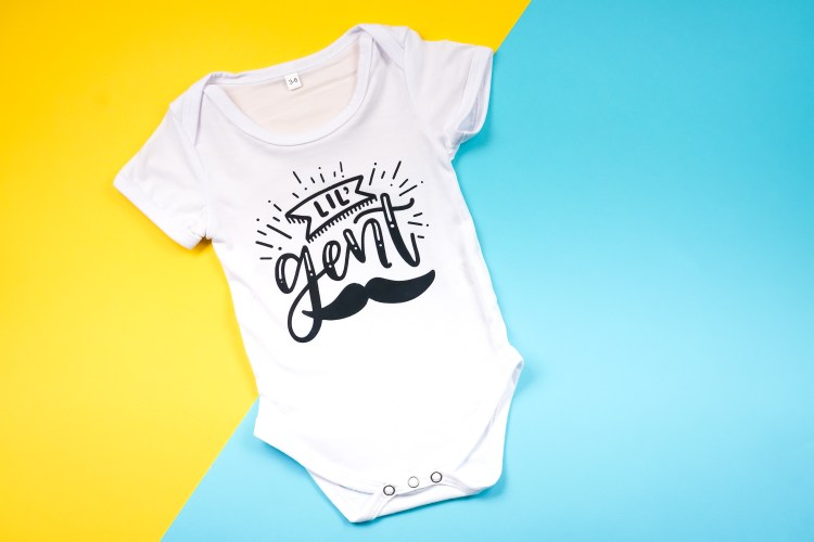 Make professional-level projects with Cricut Infusible Ink! Crafting a Cricut Infusible Ink baby bodysuit is the perfect way to welcome a new baby to the world in style.