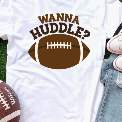 Game Day and Football SVG Bundle