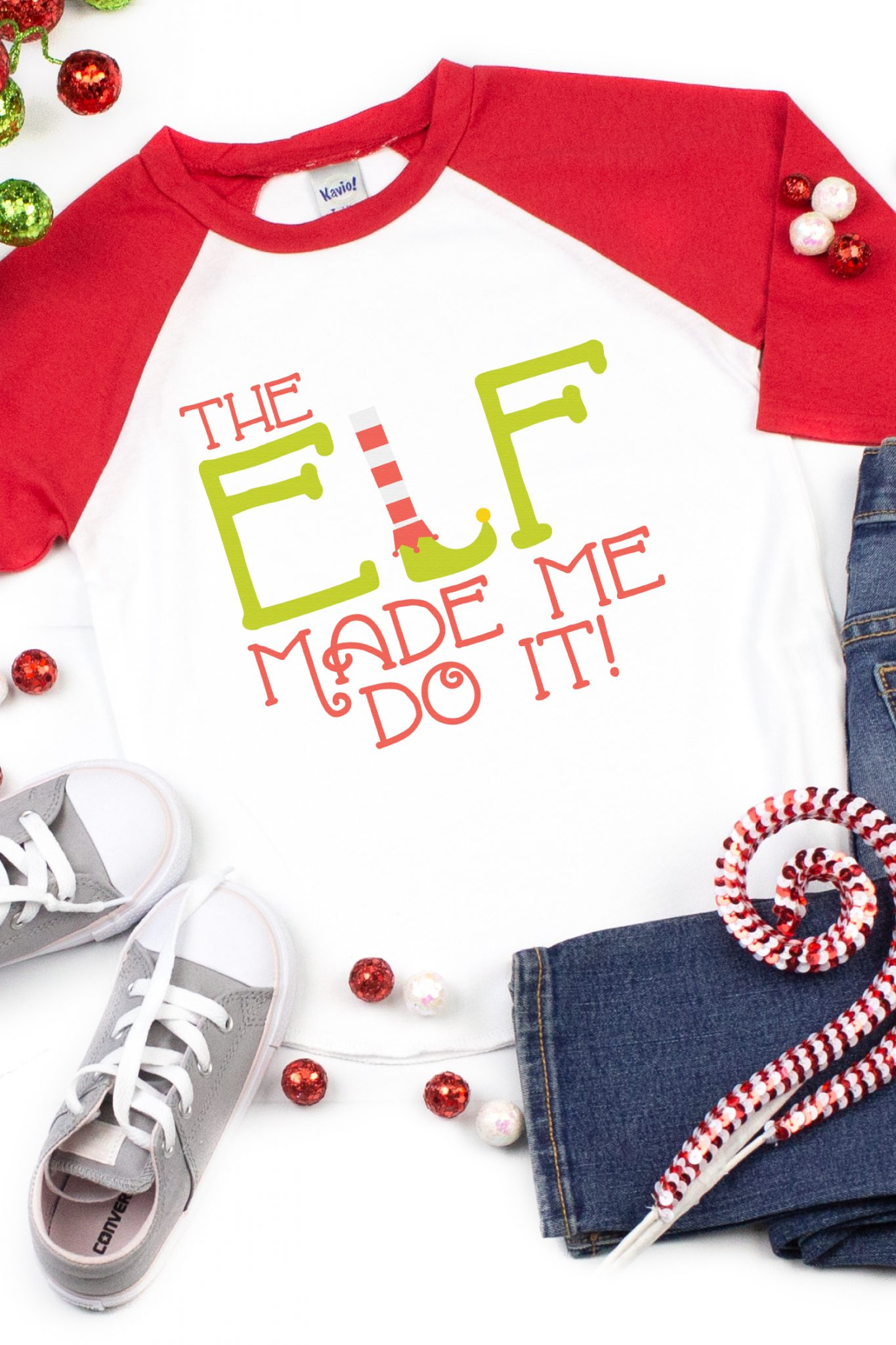 Everyone's favorite little Christmas friend is back. Bring the elf to life with this Elf SVG bundle. Create elf-inspired pj's, gift tags and fun crafts!