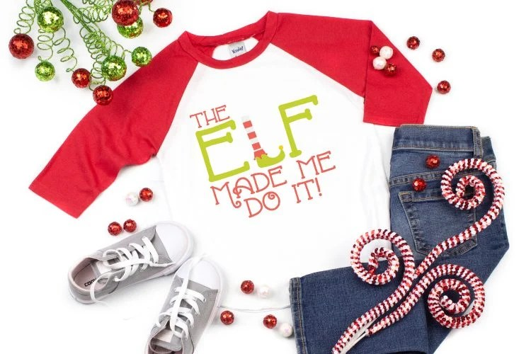 Everybody's favorite little Christmas friend is back! Bring the elf to life with this Christmas Elf on the Shelf SVG bundle. Create elf-inspired pajamas, decorations, gift tags, and other fun crafts and decor!