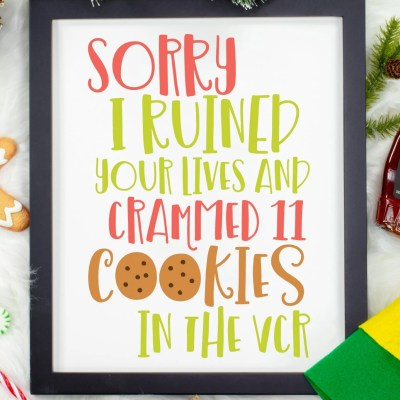 Buddy the Elf SVG Bundle