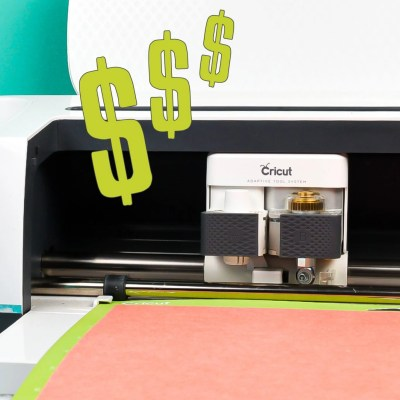 The Ultimate Guide to Make Money with a Cricut