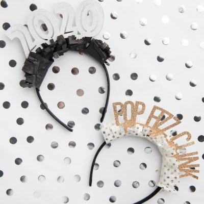 New Year's Eve Headbands for 2020