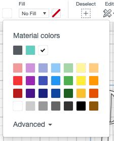 Color Drop Down