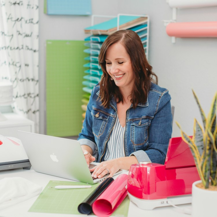 Tired of trying to figure out how to use your Cricut? So frustrated that you're ready to throw your machine out the window? Join Cricut Academy and learn to love your Cricut!