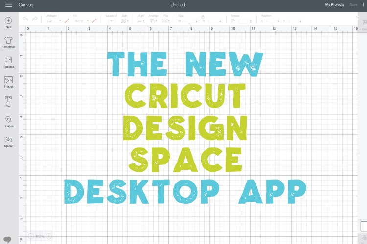 As of January 29, 2020, desktop Cricut Design Space has moved from being a web-based program to being an app on your computer! Here's everything you need to know about making the switch.