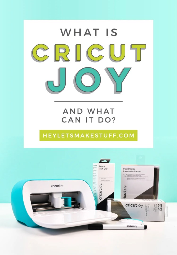 Cricut Joy pin image